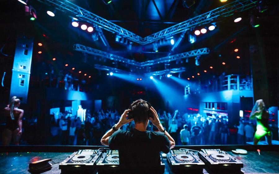 DJ Deck Stand